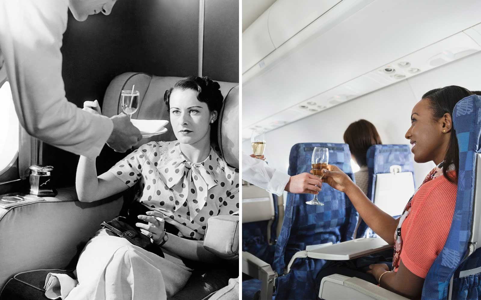 What Flights Used to Cost in the 'Golden Age' of Air Travel