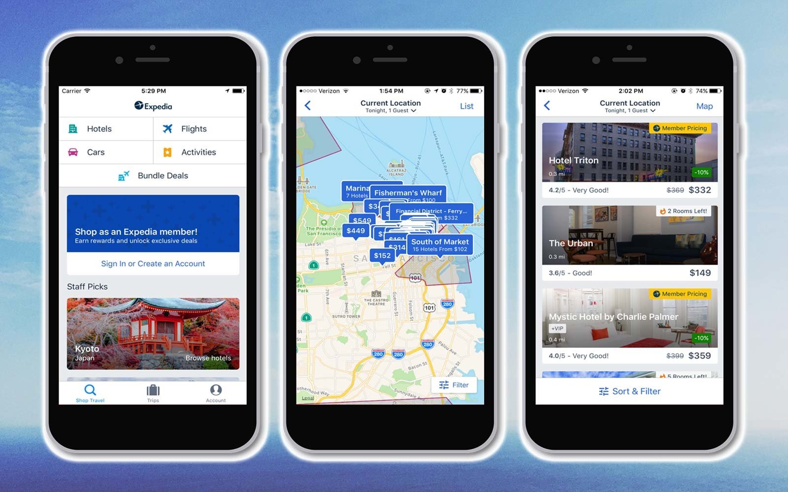 Last Minute Travel Planning Apps Expedia