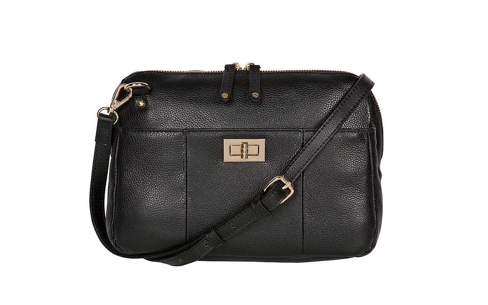 7af332e9a8 Access Denied Cross-body Purse