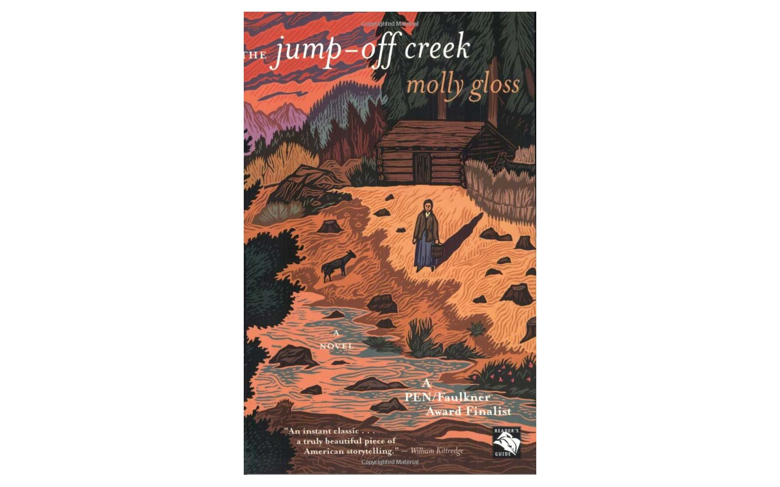 The Jump Off Creek