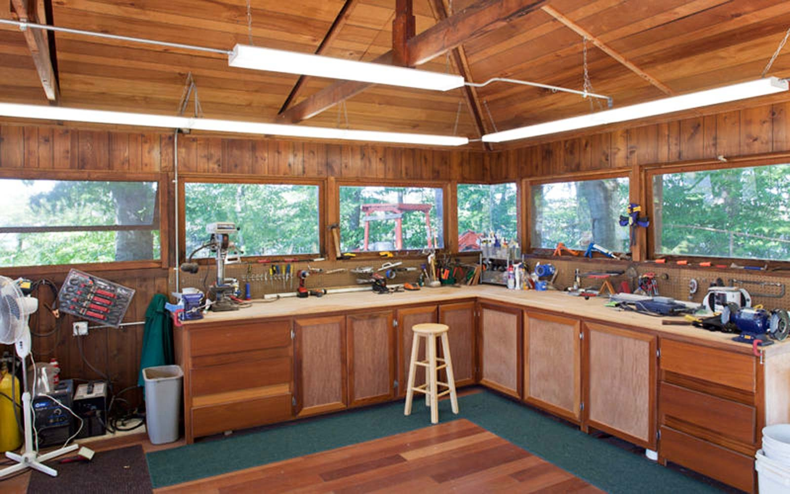 A Heart-shaped Island Filled With Frank Lloyd Wright Designs Is on ...