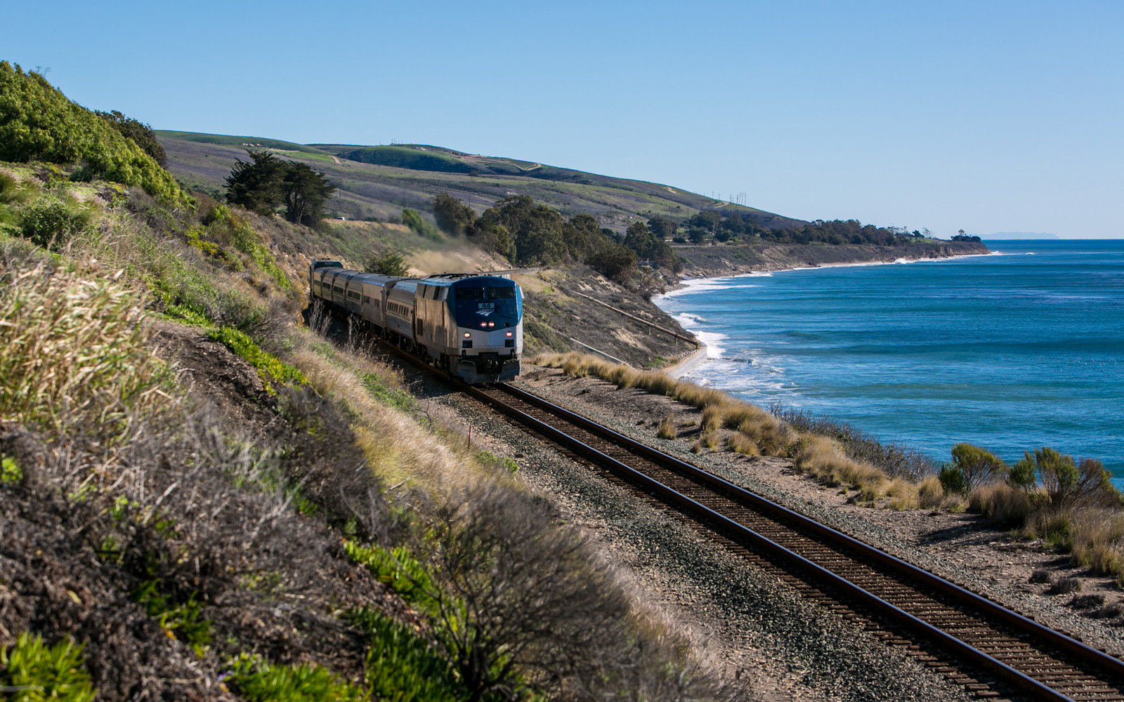 Take one of the most beautiful train rides in the U.S. for $97.
