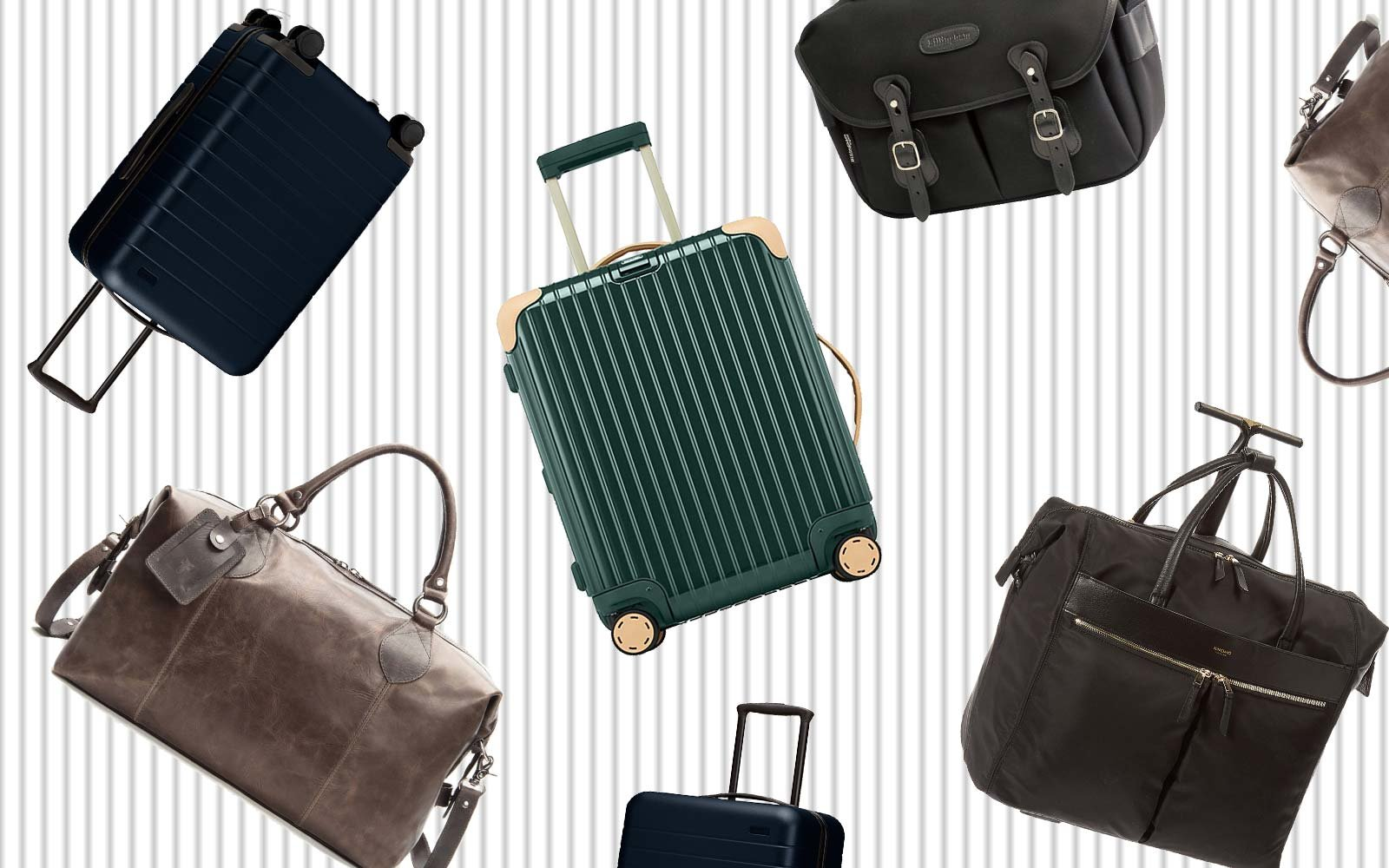 Editors Favorite Recommend Travel Bags Luggaeg