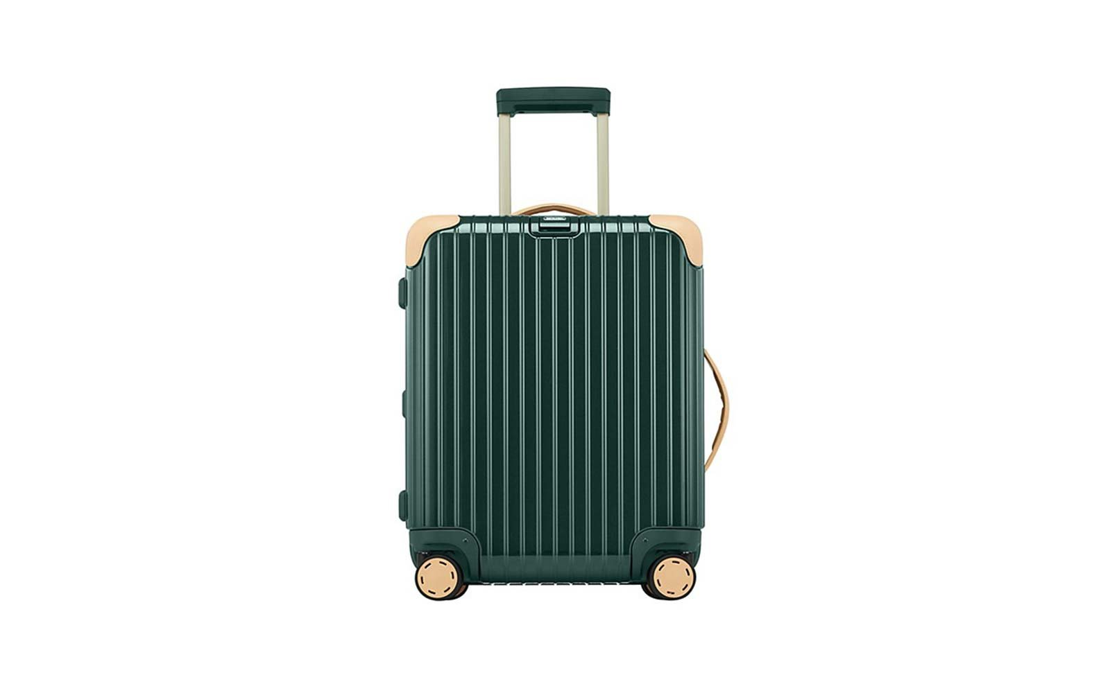 rimowa travel luggage