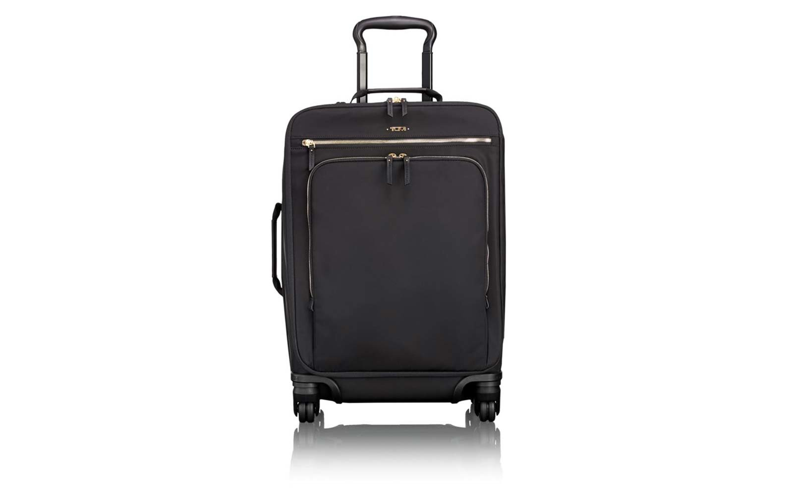 tumi travel luggage bag