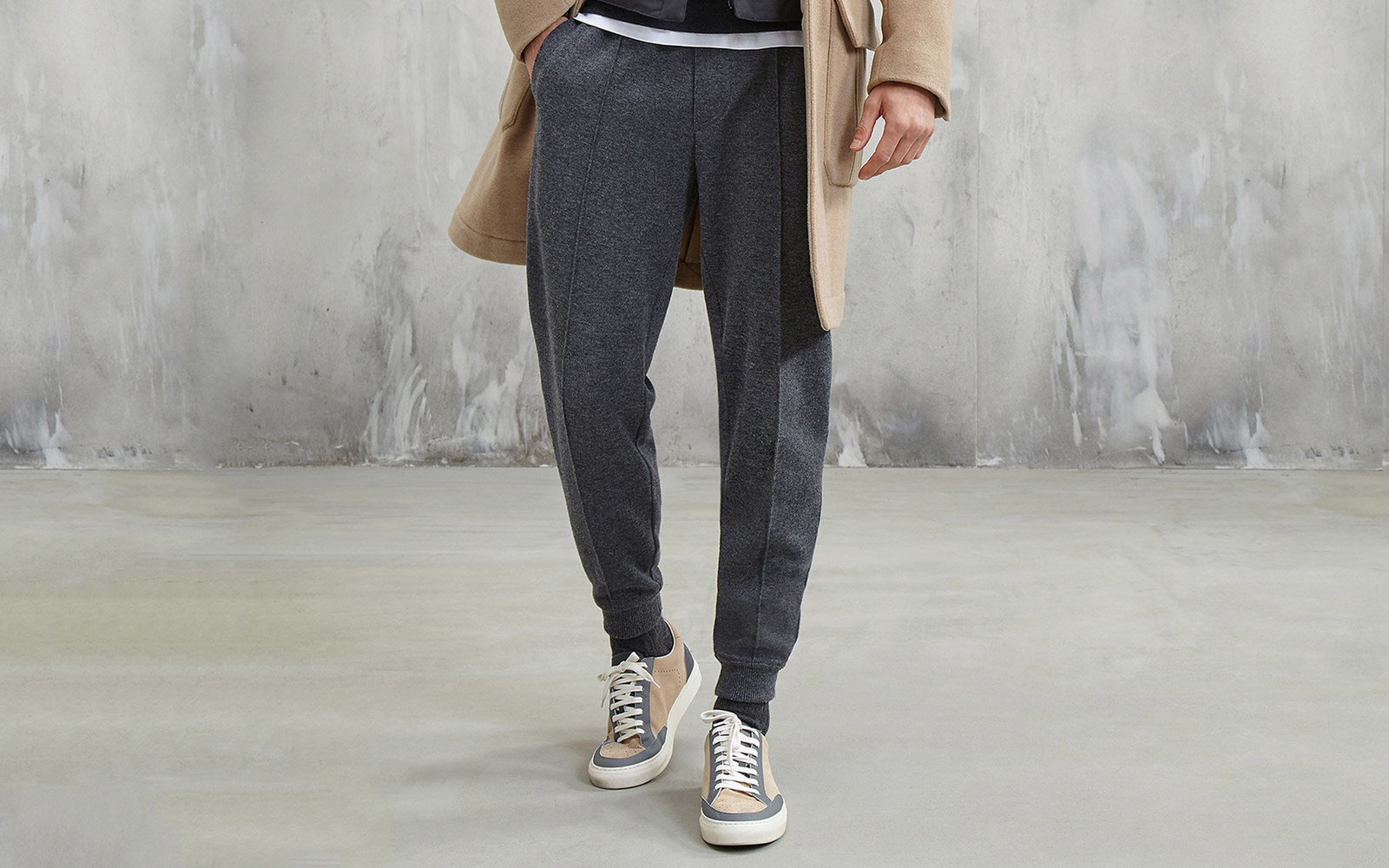 Brunello Cucinelli Comfort Trousers