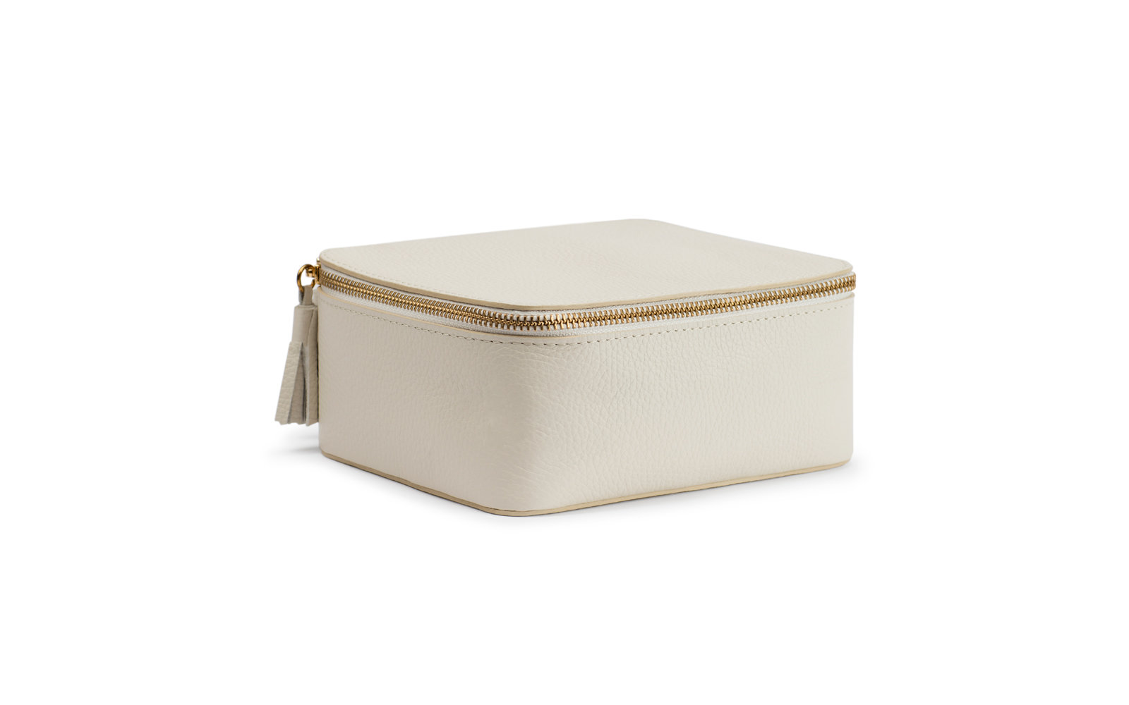 Cuyana Leather Jewelry Case