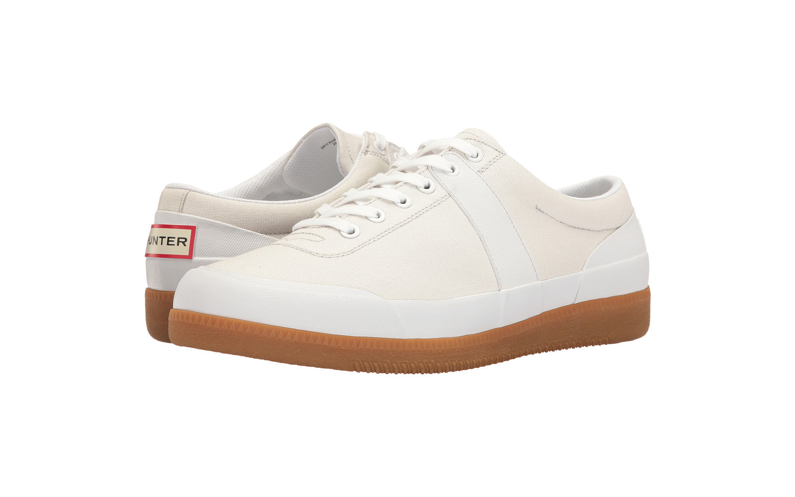 Hunter Original Lo Canvas Sneakers