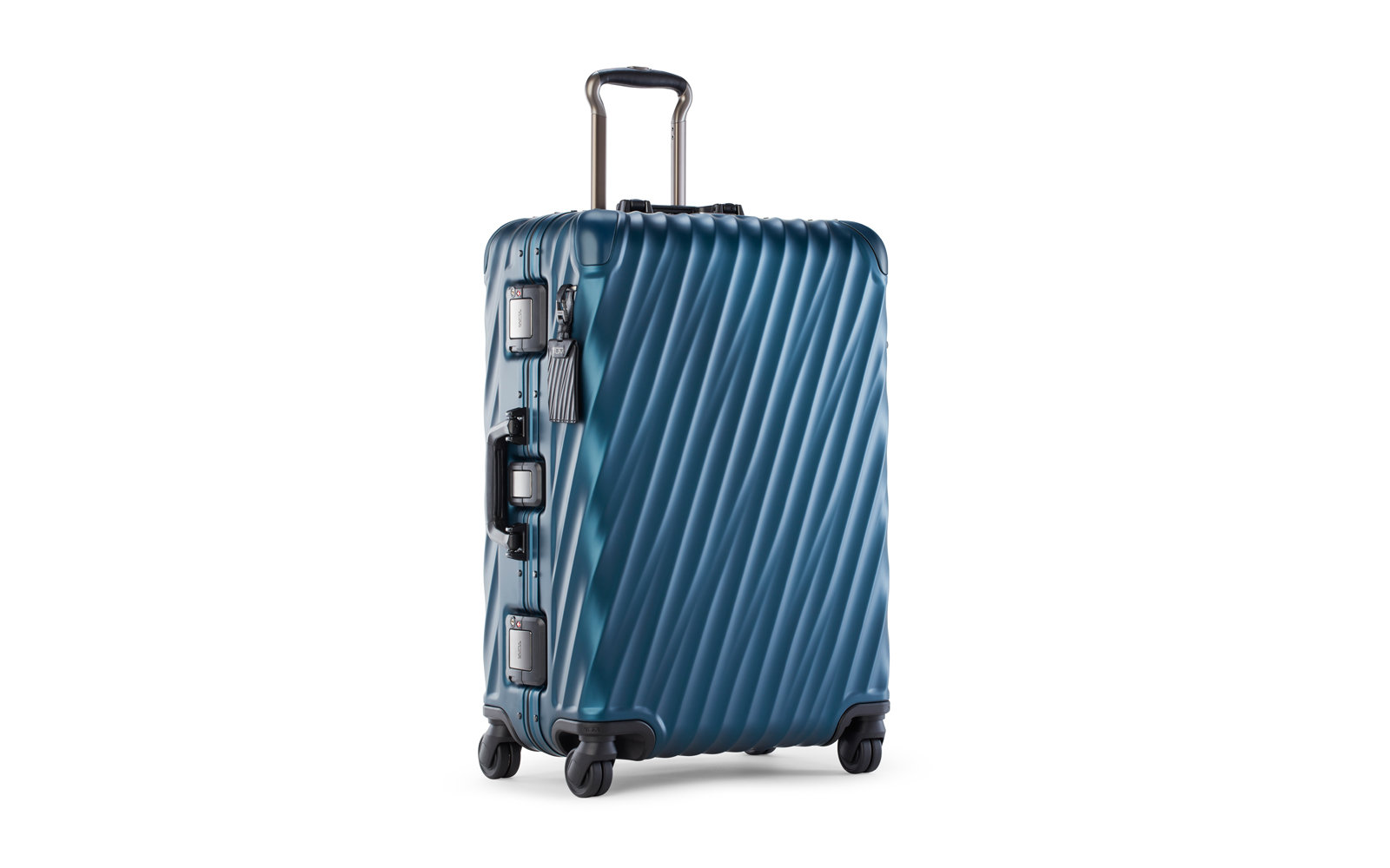 Tumi 19 Degree Checked Luggage