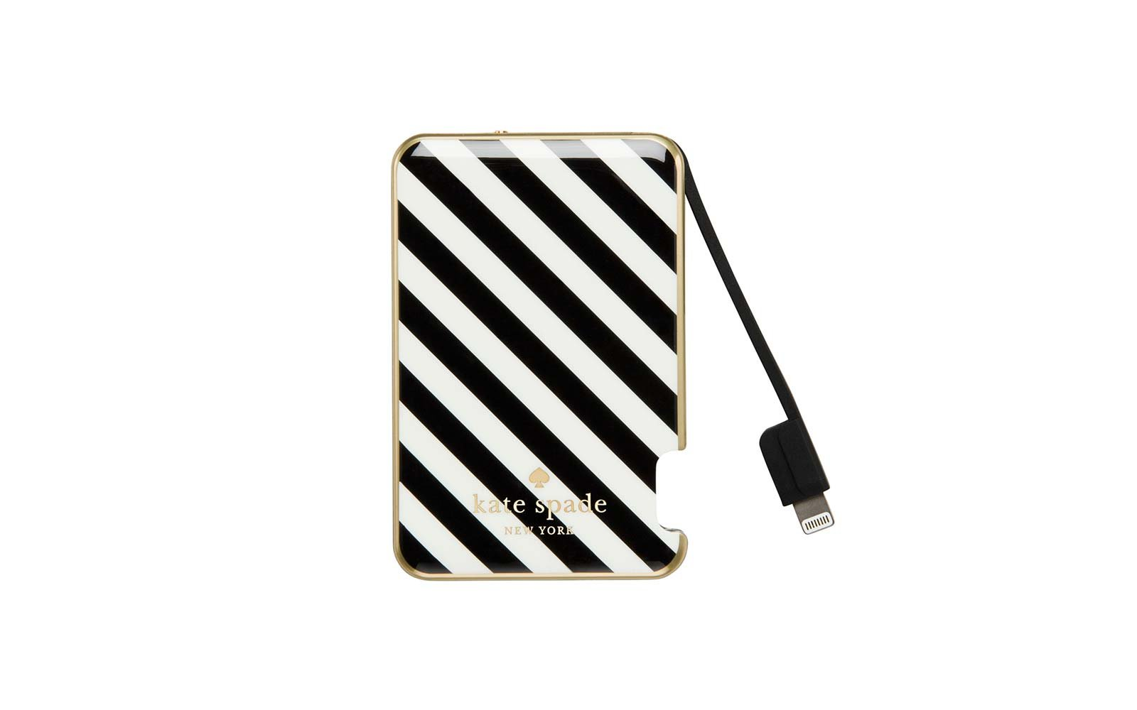 Travel Portable Phone Battery Charger Kate Spade