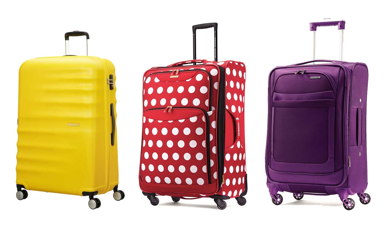Suitcase American Tourister: User Reviews 17