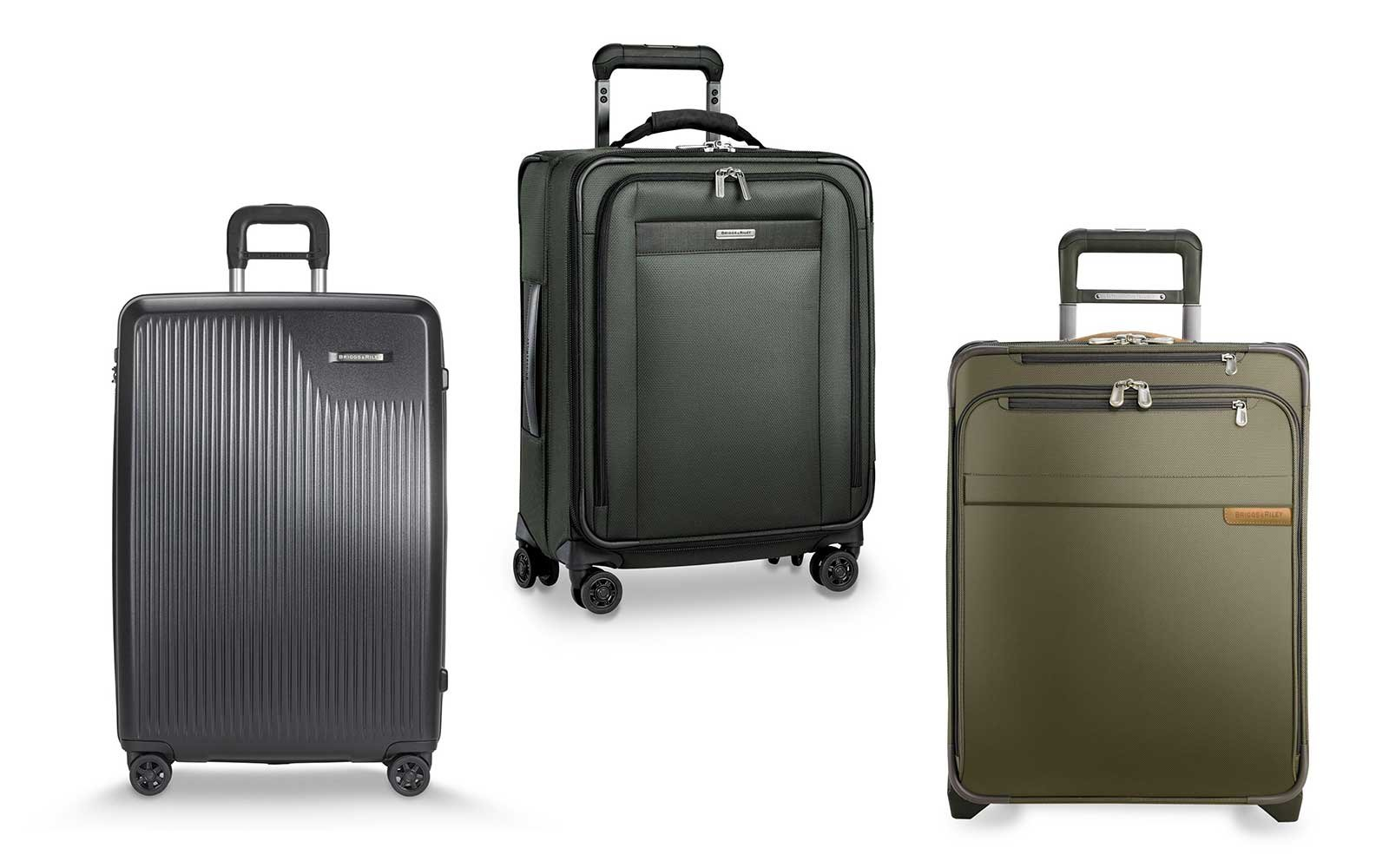 Briggs and Riley Suitcases
