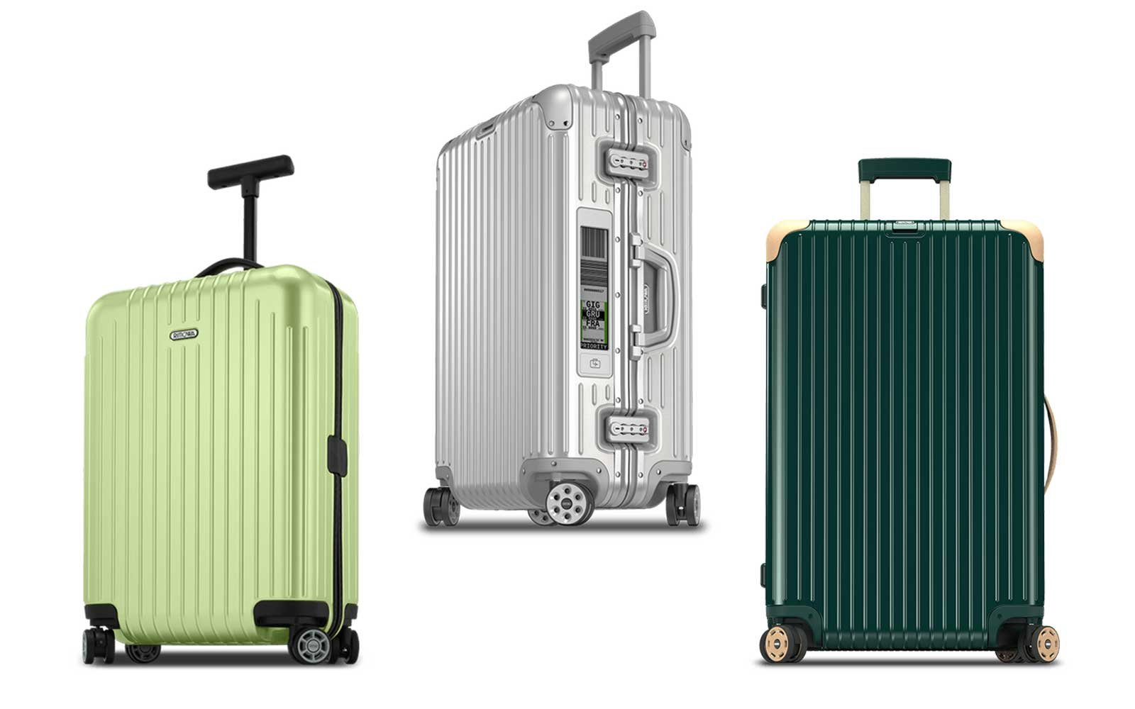 Rimowa Suitcases and Luggage