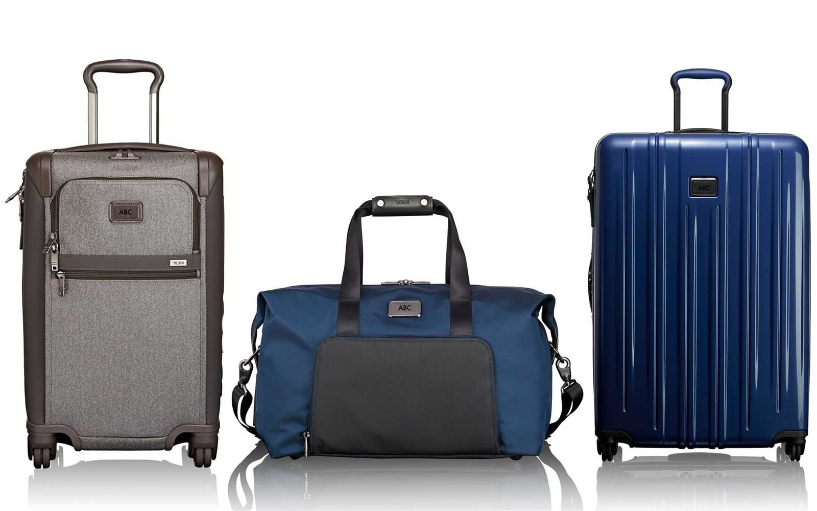 Tumi Luggage and Suitcases