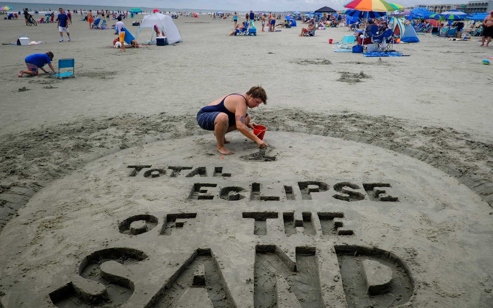 Total Eclipse of the Sand