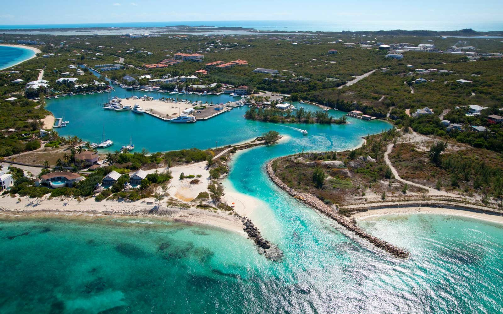 Southwest Sale to the Turks & Caicos