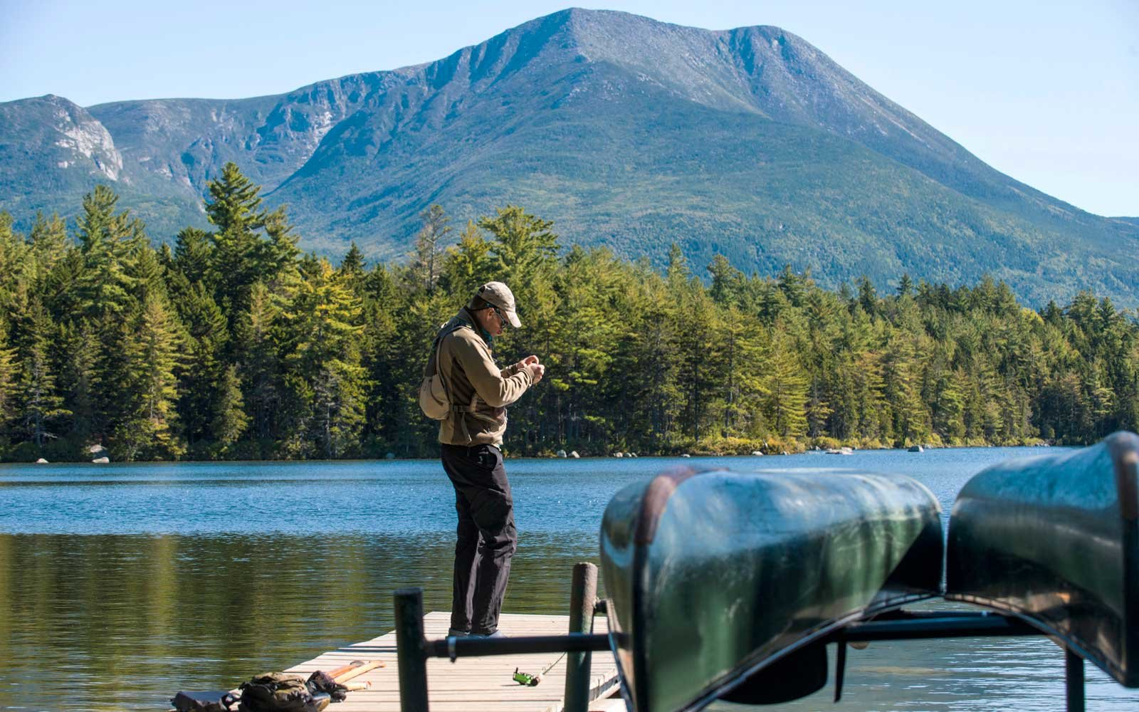 Watch the Next Eclipse in Baxter State Park, Maine