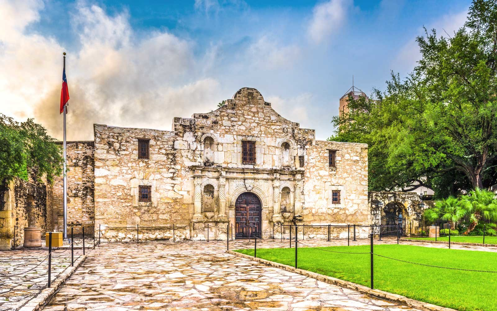 View the Next Eclipse from The Alamo