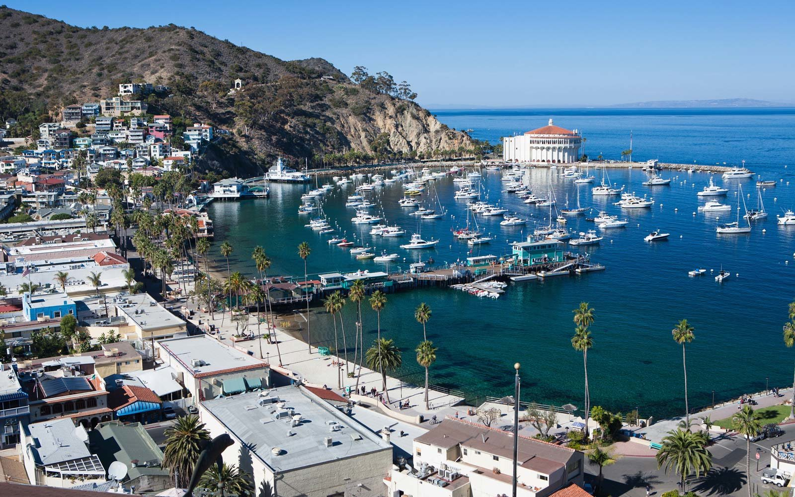 Catalina, California
