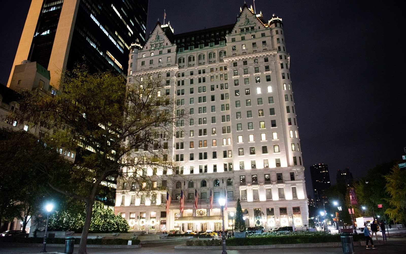 How to Buy The Plaza Hotel