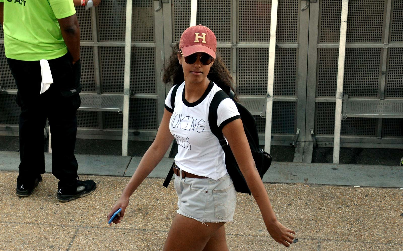 Shop the Comfy Shoes Malia Obama Brought to Harvard | Travel