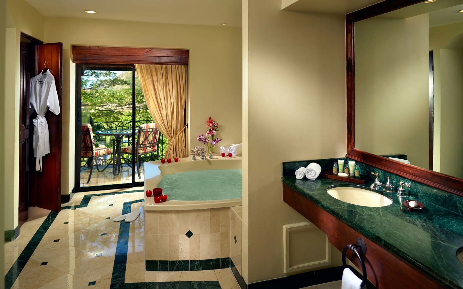 20 Hotel Bathrooms That Will Have You Spending Vacation In