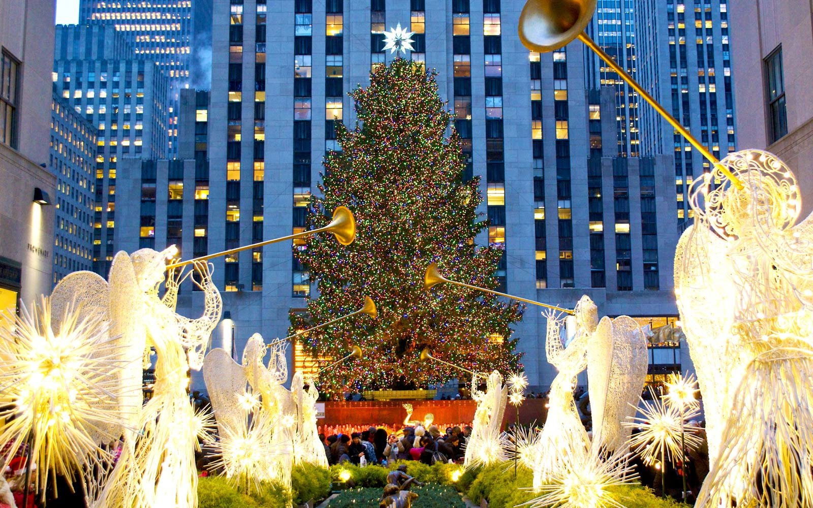 Rockefeller Center Announces Date of Christmas Tree Lighting Ceremony