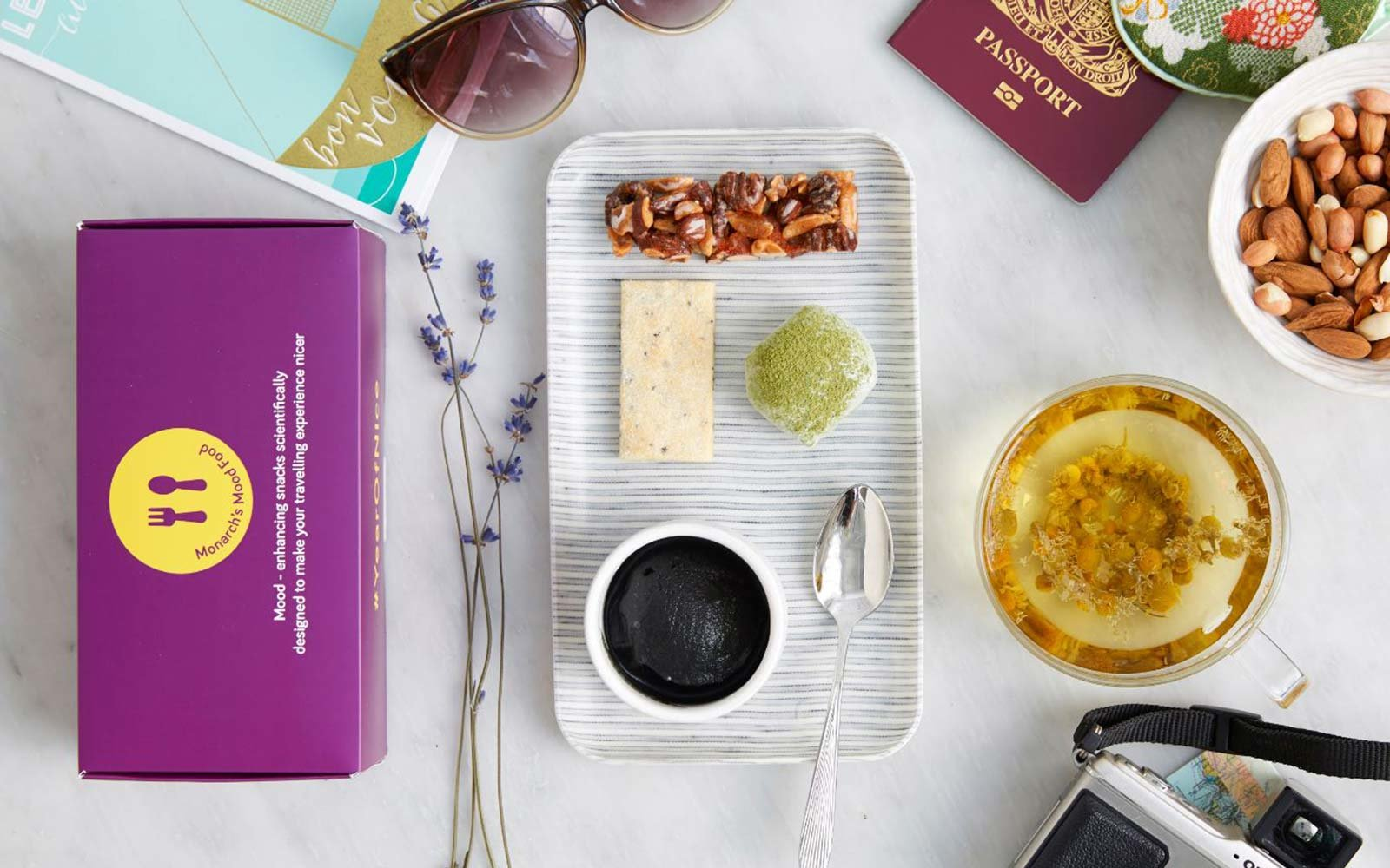 Monarch Airlines Mood Food Airplane Food Dining