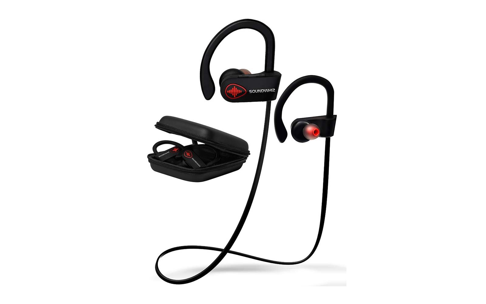 Travel Packing Essentials Soundwhiz Headphones