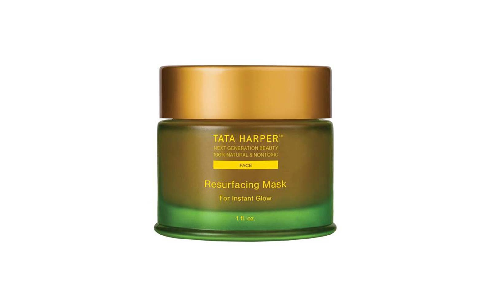 Travel Packing Essentials Tata Harper Skincare face mask beauty