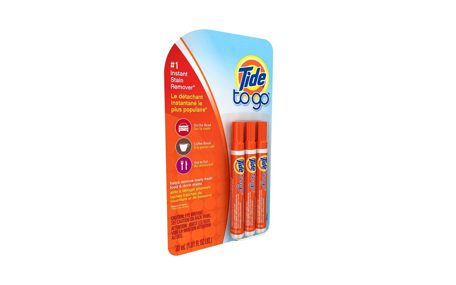 Travel Packing Essentials Tide To Go Detergent Pen