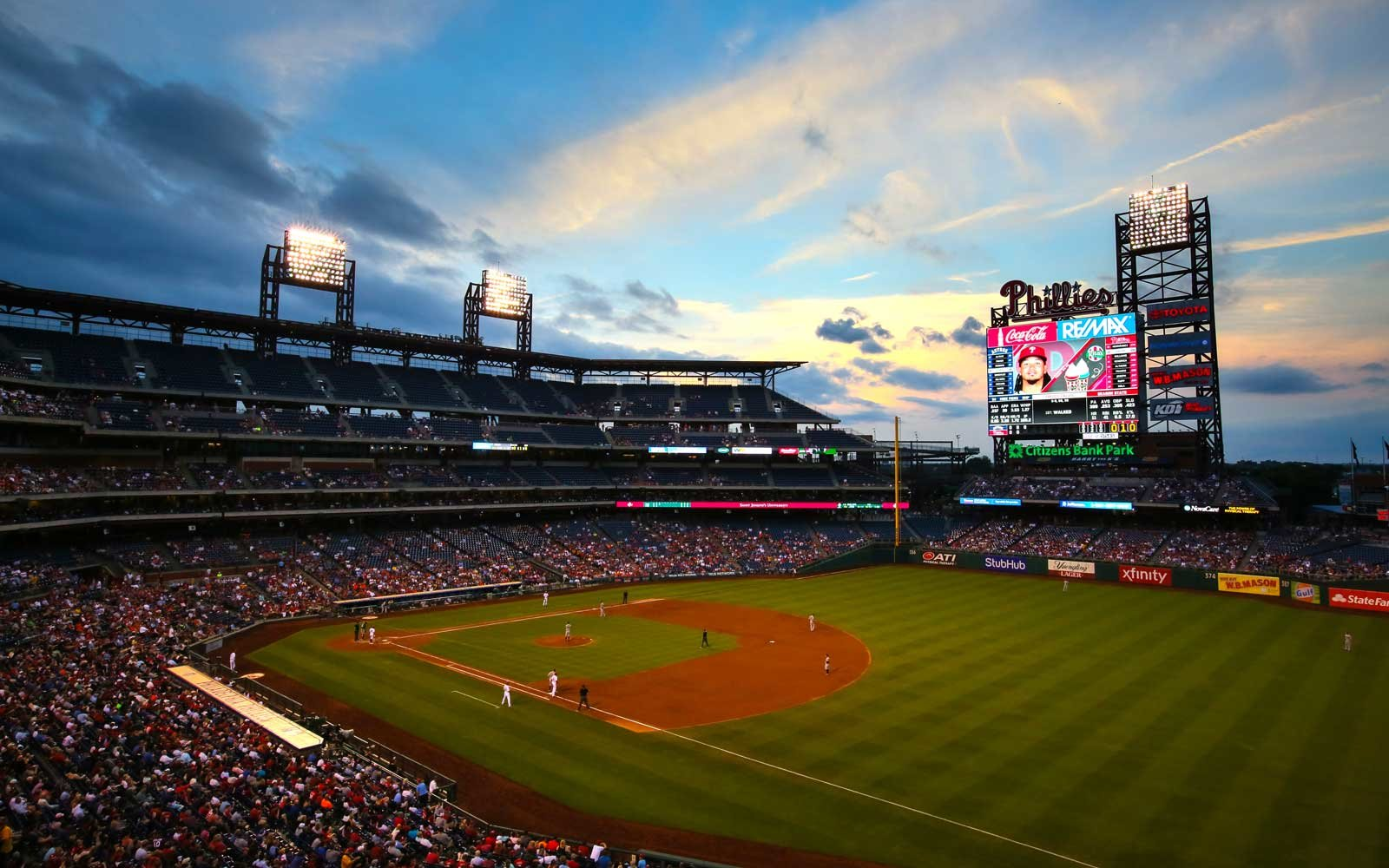 Philadelphia Phillies vs Houston Astros