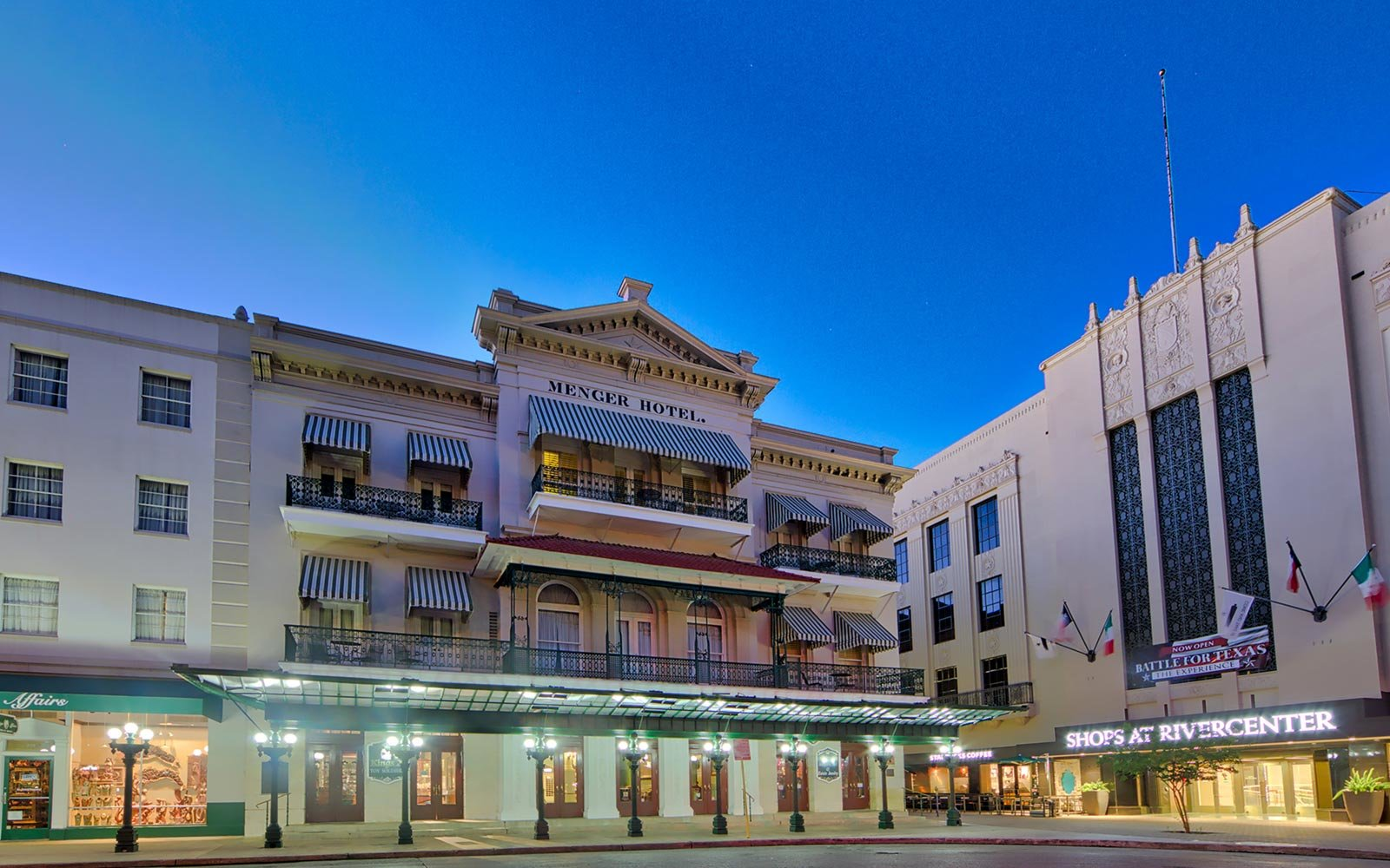 Stay At A San Antonio Landmark Hotel For Only 115 Per
