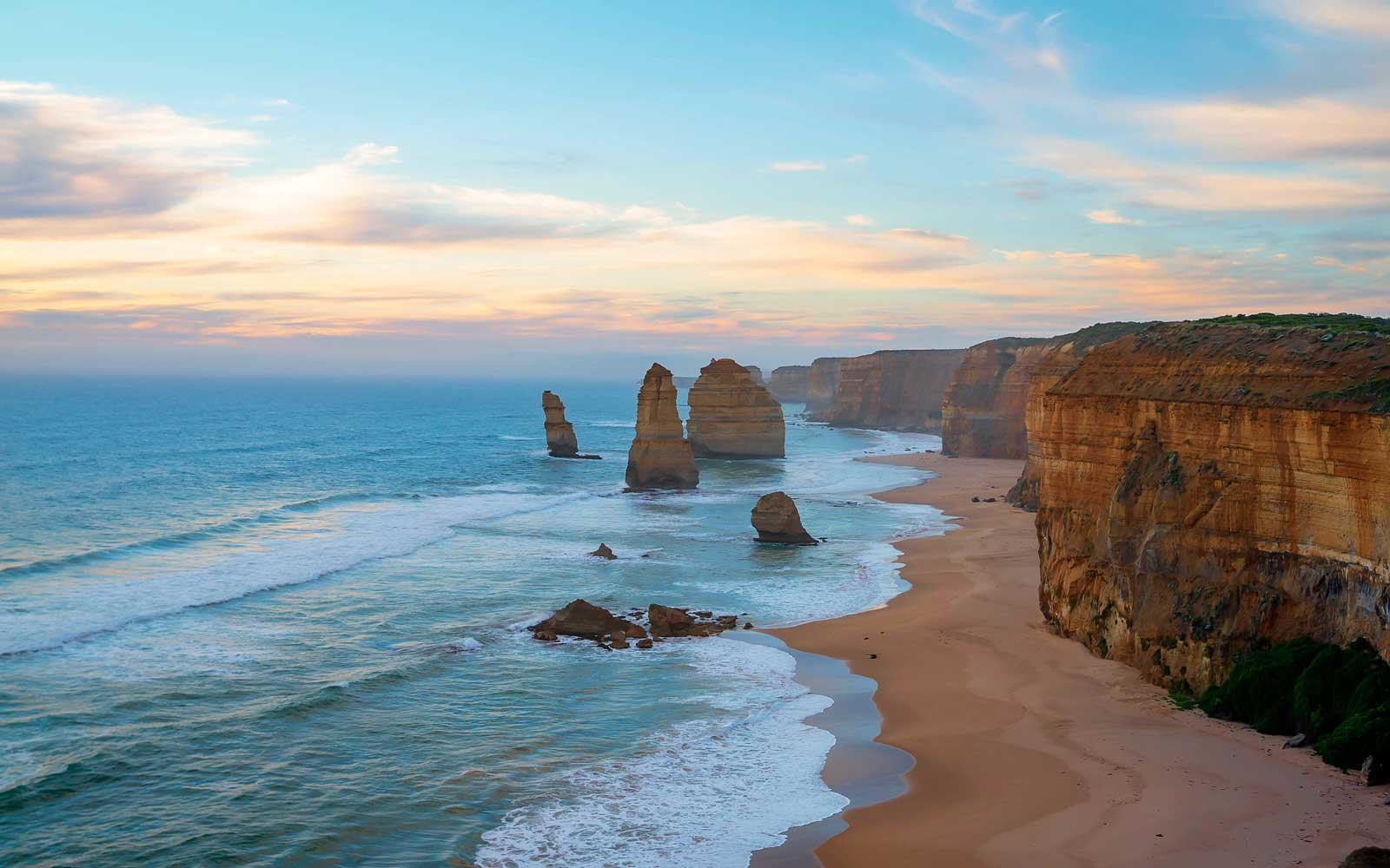 The Twelve Apostles, Great Ocean Road, Victoria Australia