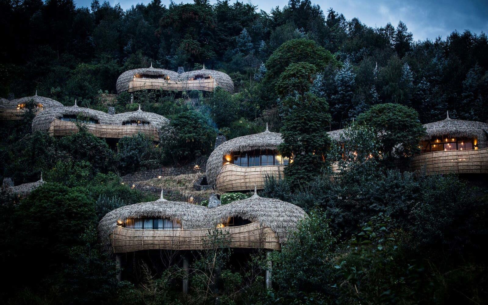 Wilderness Safaris Bisate Lodge in Rwanda