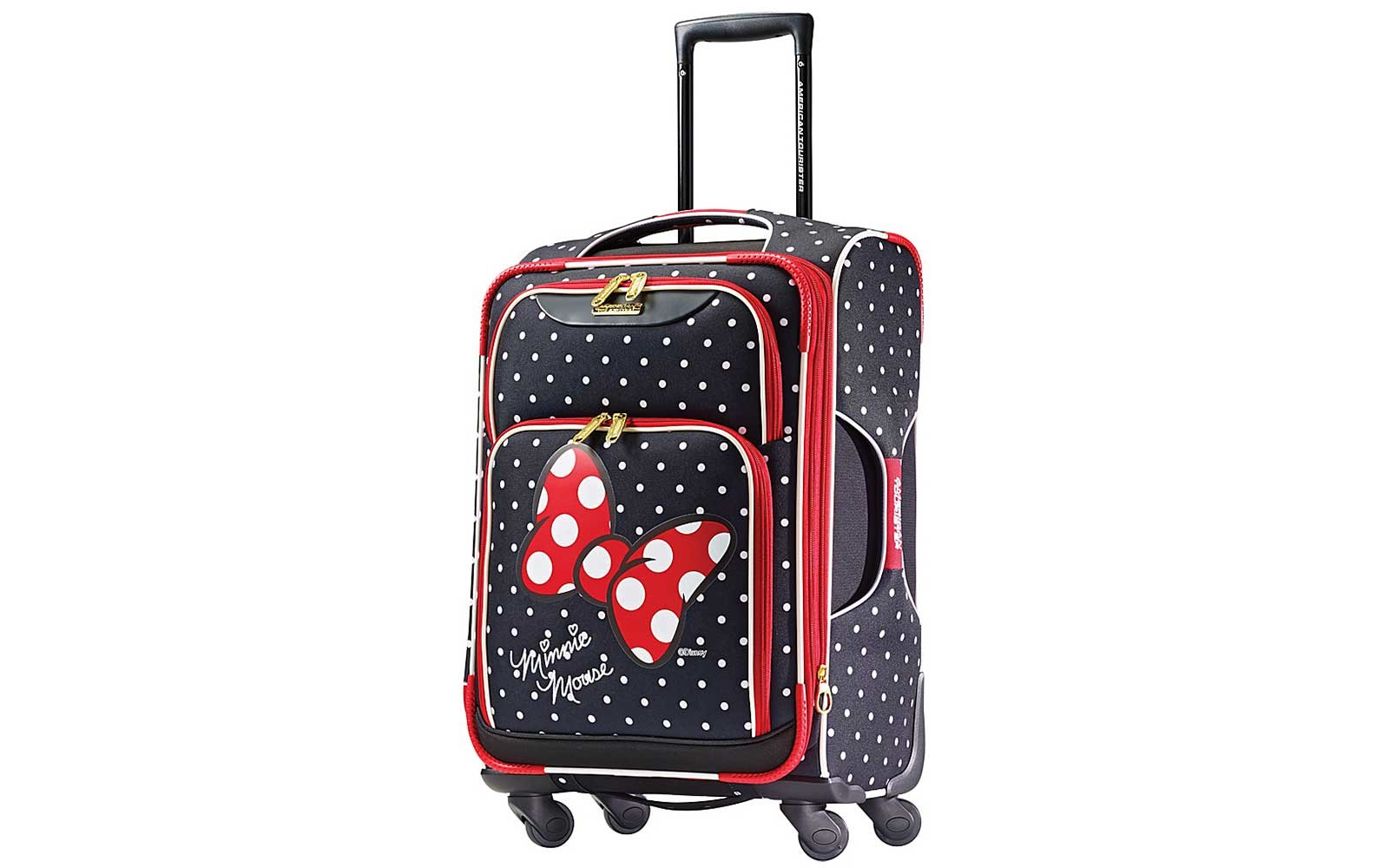 American Tourister Soft-sided Suitcase, Disney Collection