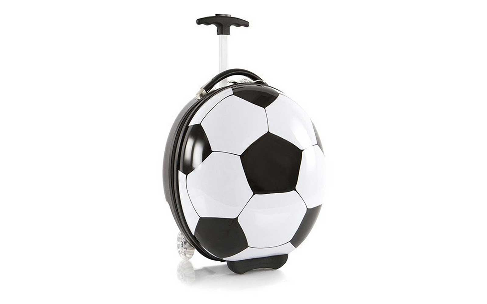 Soccer Ball Suitcase