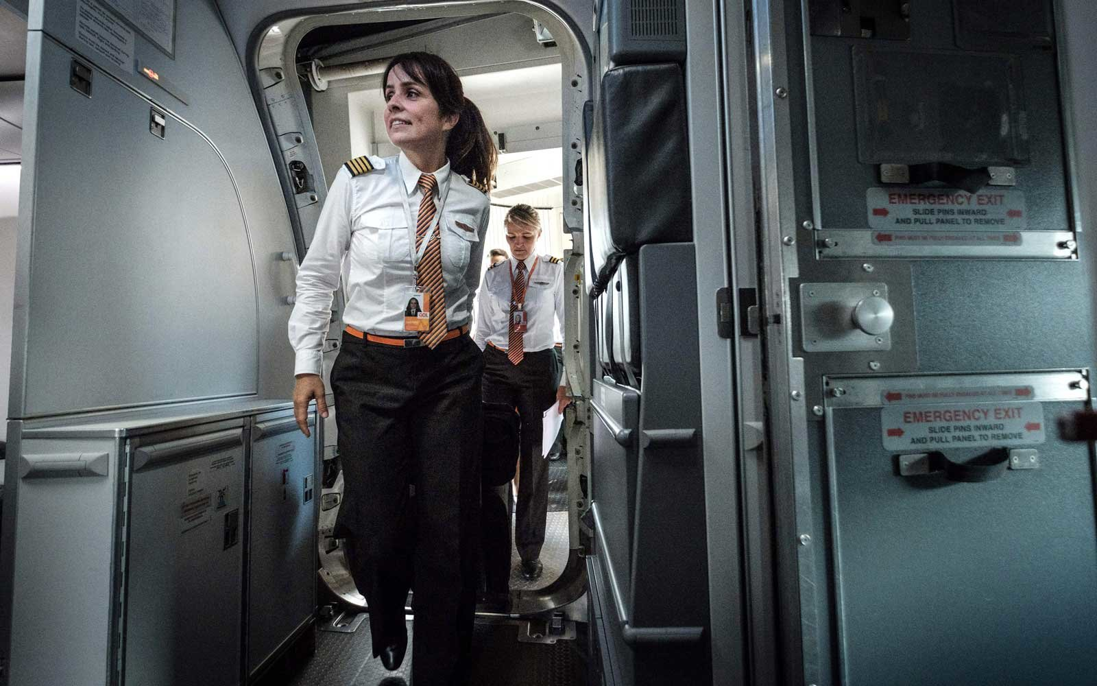 Female Flight Crew