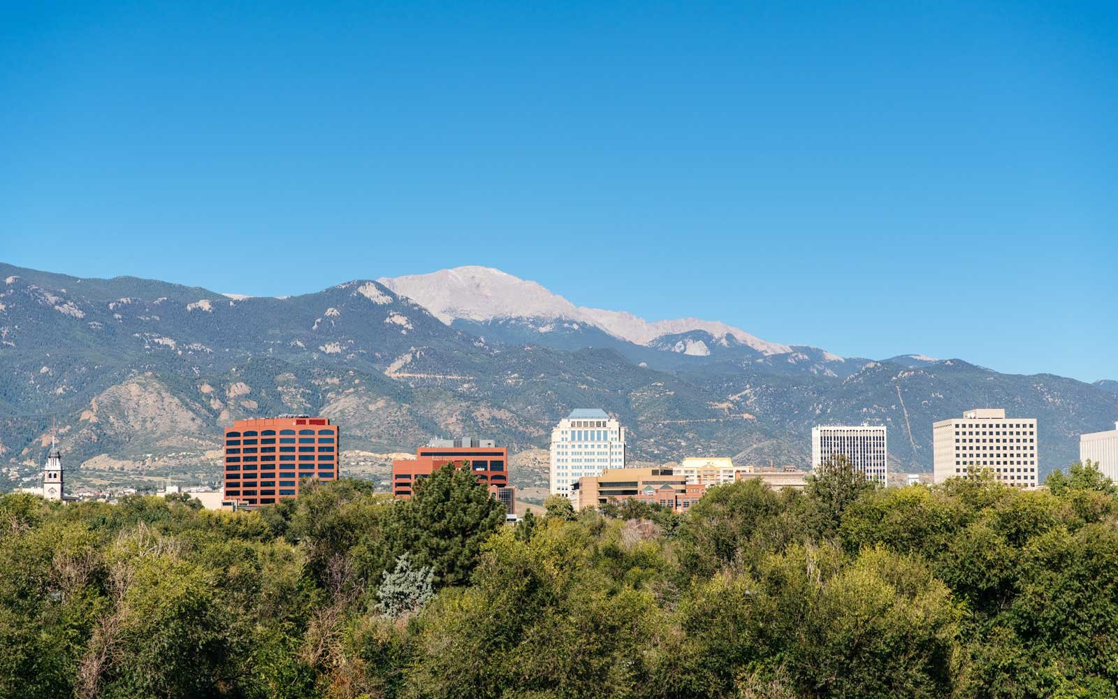 Car Rental Airport Colorado Springs