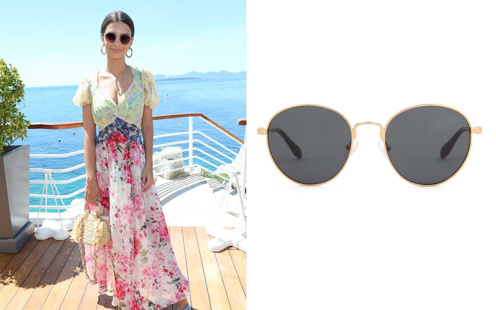 93e82b535c83 The Best Sunglasses According to Celebrities   Travel + Leisure