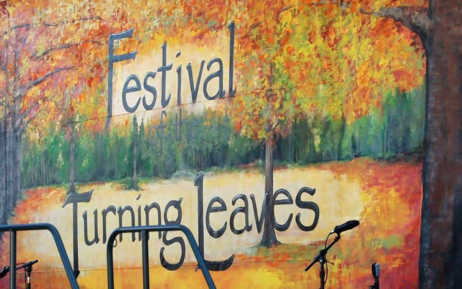 Turning Leaves Festival in Indiana