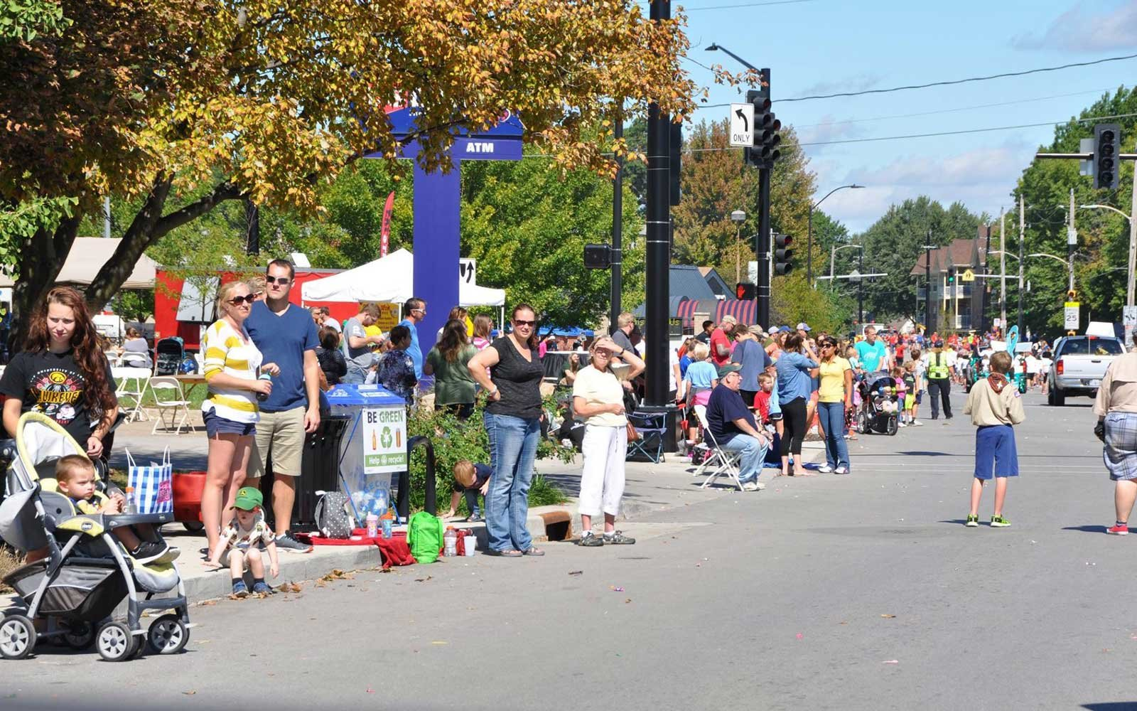 Beaverdale, Iowa Fall Festival