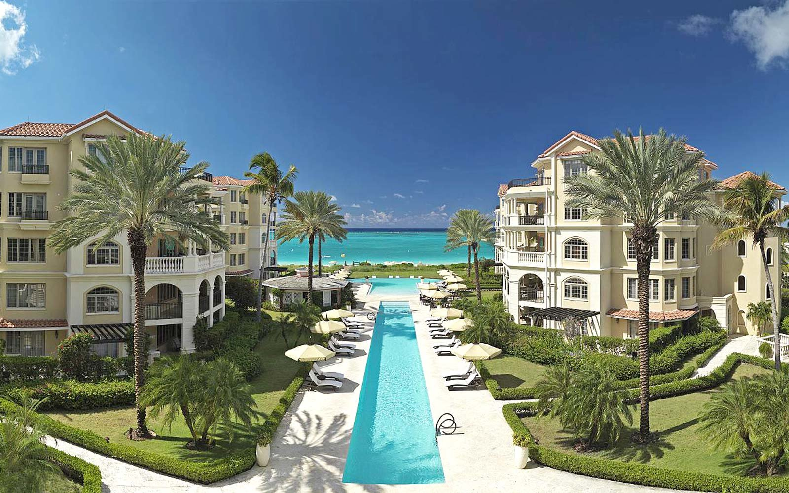 Vacation in the Turks & Caicos at the Somerset on Grace Bay