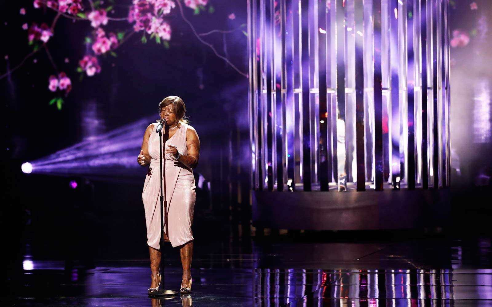 AMERICA'S GOT TALENT Kechi Okwuchi plane crash survivor Nairobi