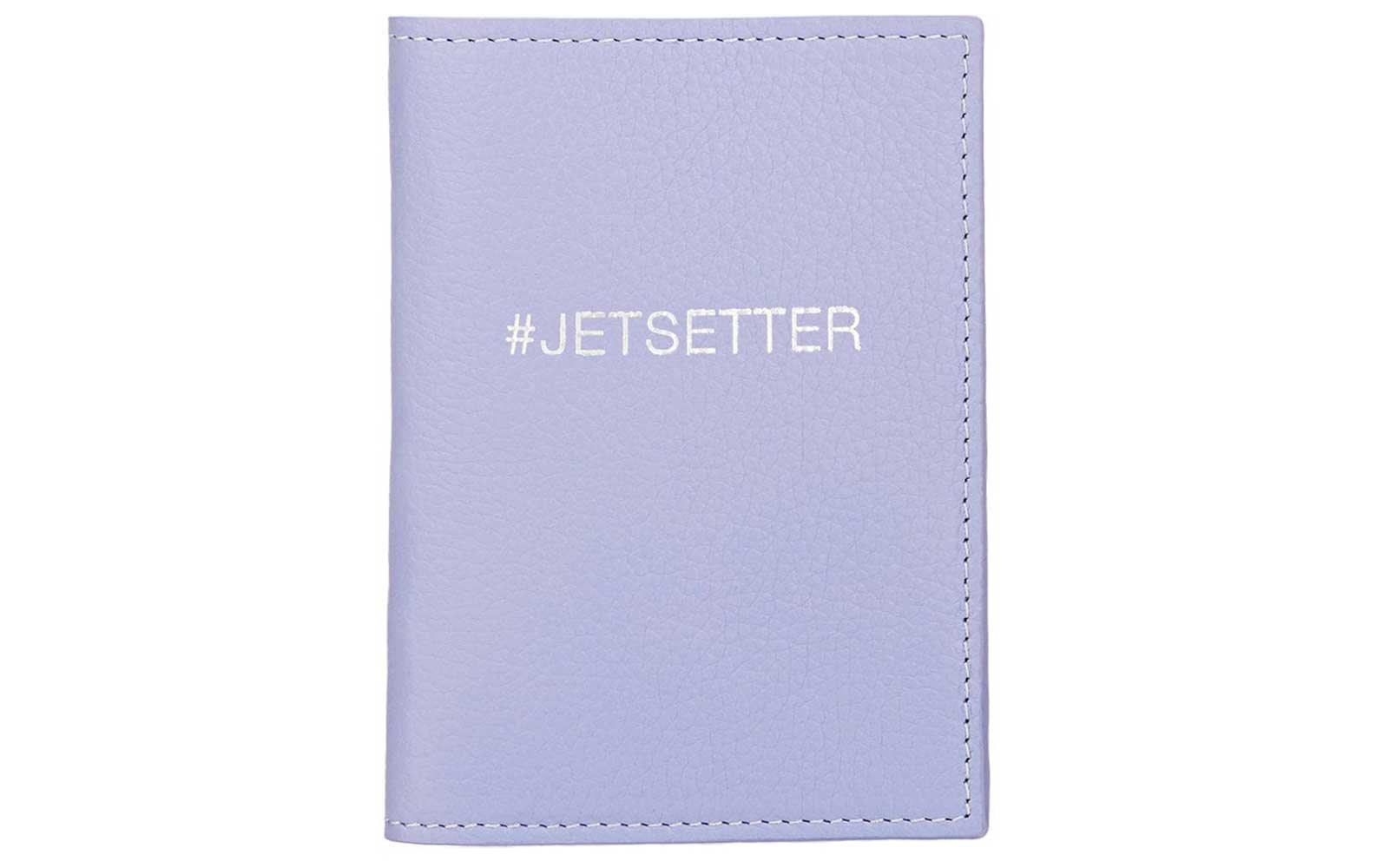 Barneys Jetsetter Passport Cover