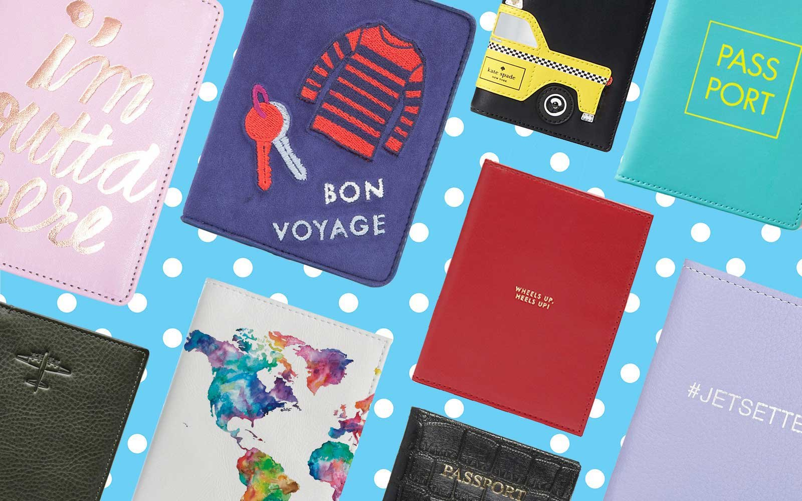 Fun Passport Covers