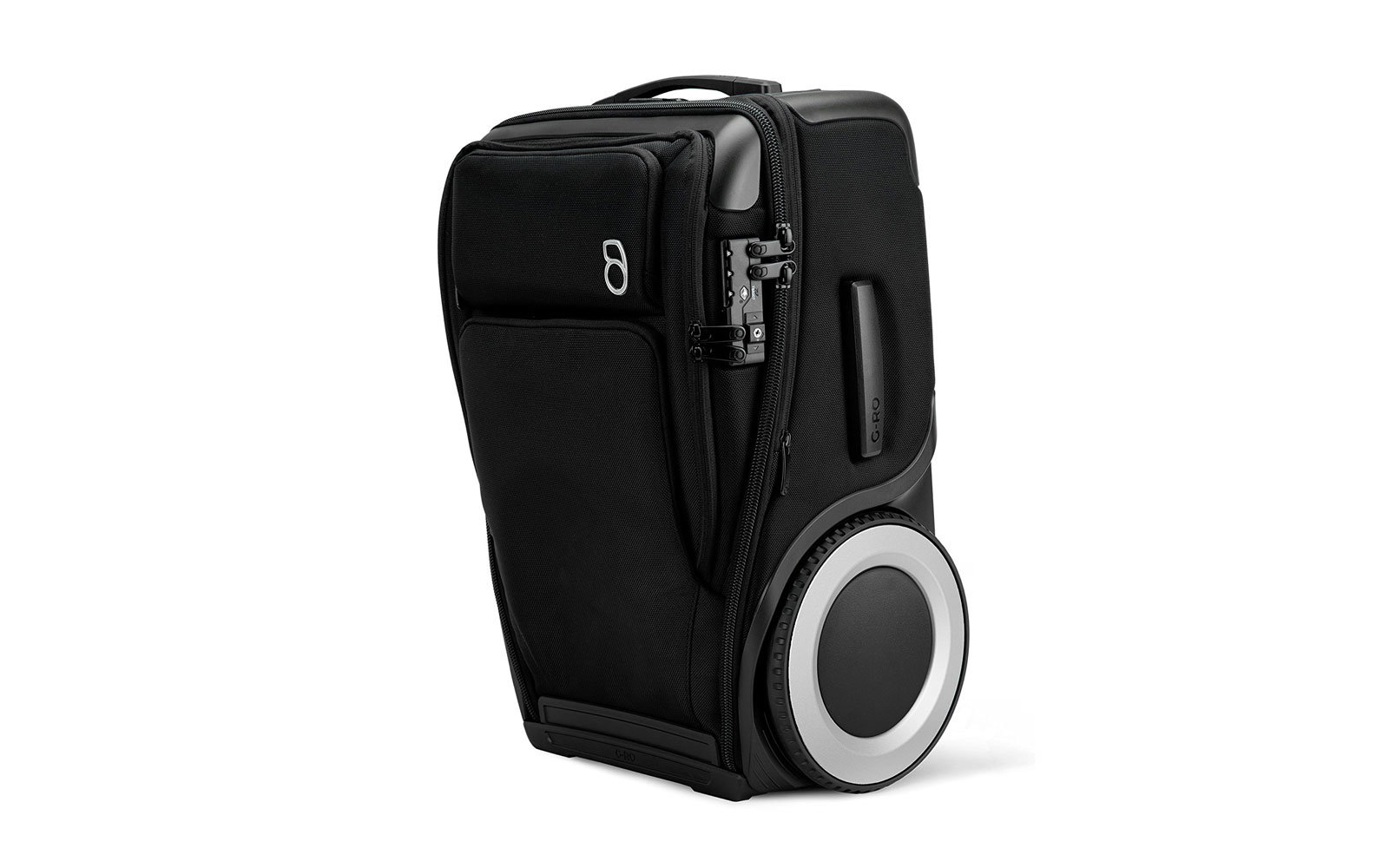 G-RO Tough Terrain Expandable Carry-on