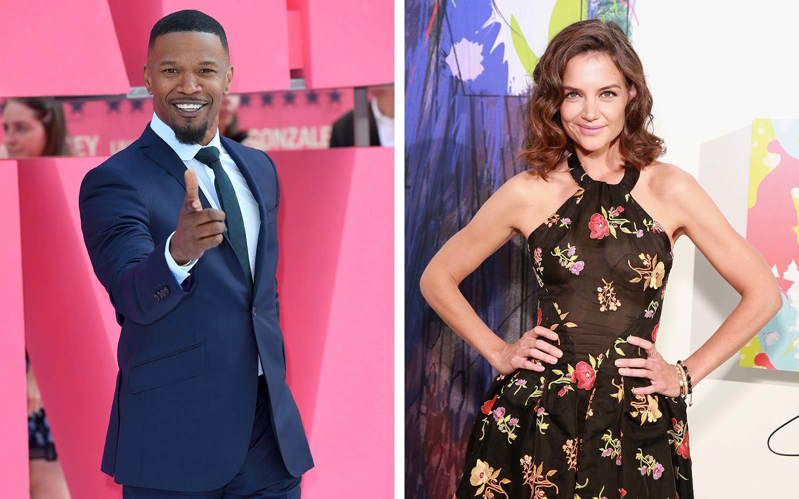 Divorce condition led to Katie Holmes, Jamie Foxx hiding relationship for years