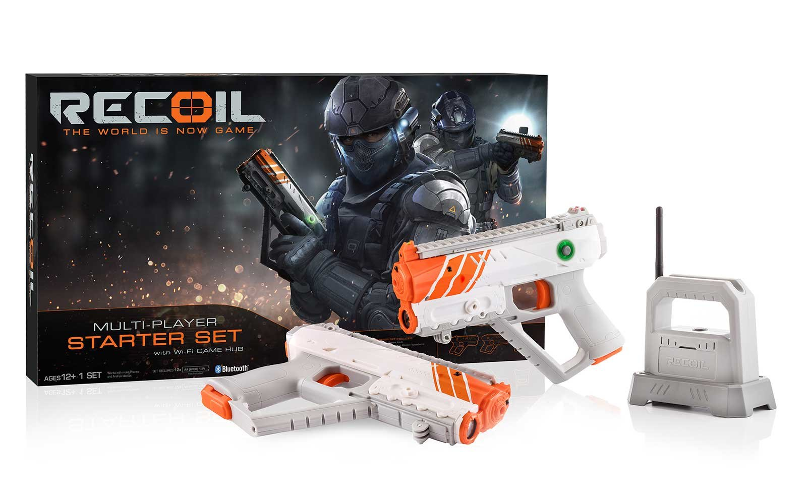 Recoil Gift Set