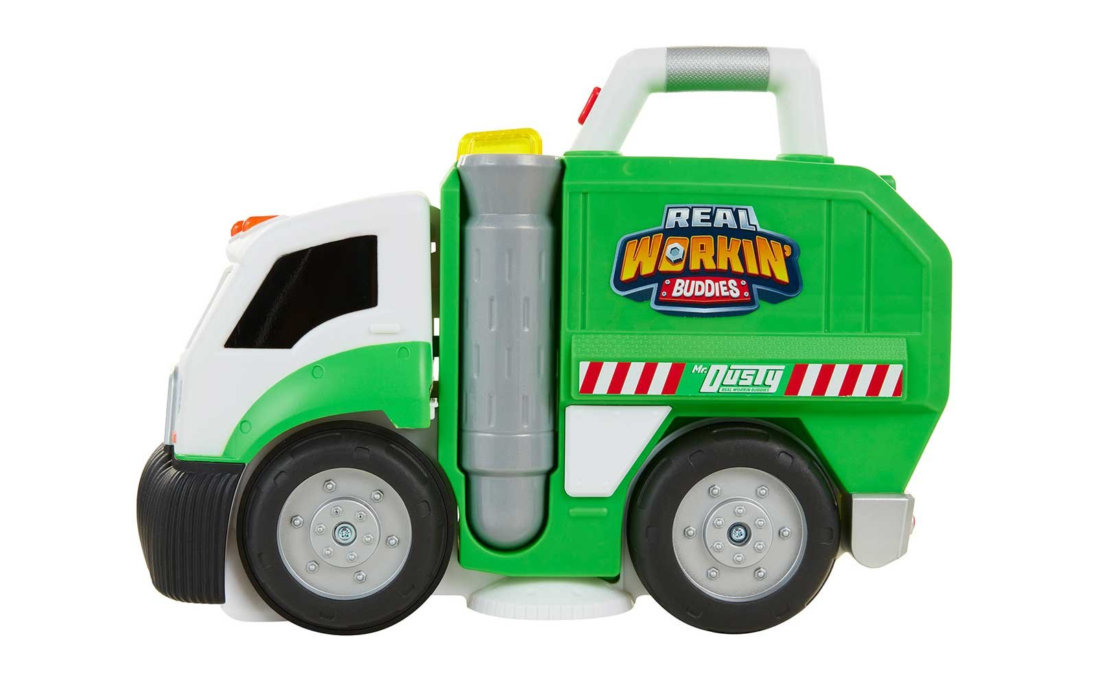 Dusty the Super Duper Garbage Truck